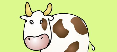 La Vaca Llorona Poesía De Gloria Fuertes Para Niños