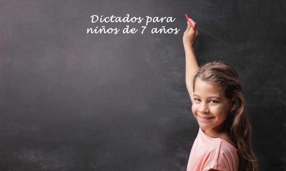23 Dictados Para Niños De 7 Años Mejorar La Escritura En Segundo De Primaria