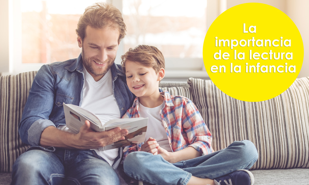 La Importancia De La Lectura En Los Niños