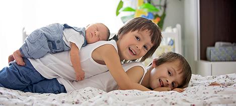 Cómo son nuestros hijos según su orden de nacimiento?