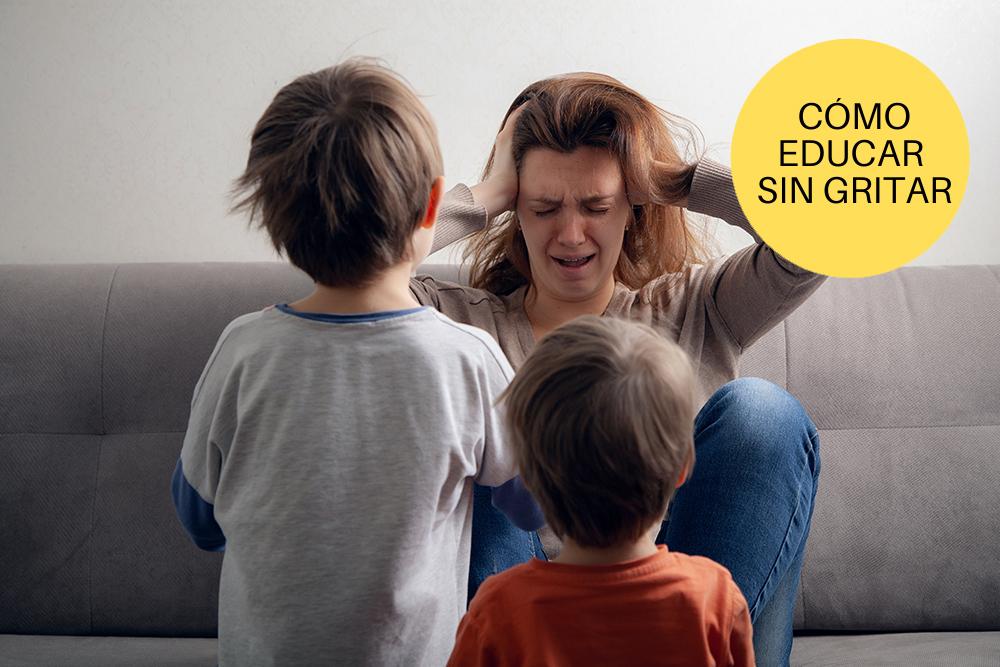 Educar A Los Niños Sin Perder Los Nervios