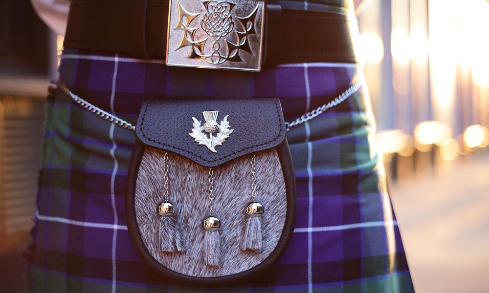 10 datos asombrosos sobre la falda escocesa en inglés para niños