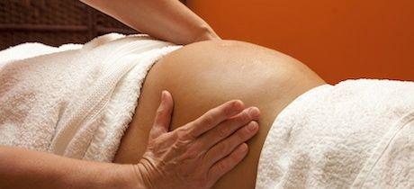 presion en el bajo vientre sintoma embarazo