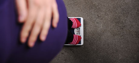 Mes ganar peso mes el a embarazo en