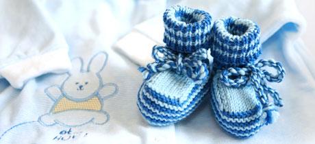 Canastilla Para Bebe.Preparacion De La Canastilla Para El Bebe