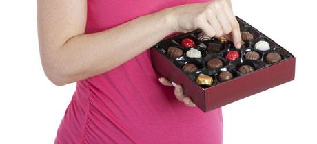 Aumento de peso en el embarazo con sobrepeso
