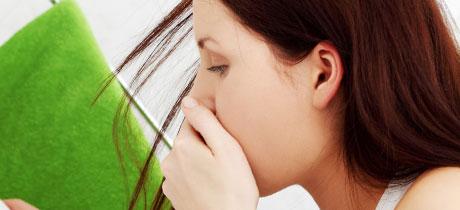 como curar nauseas de embarazo