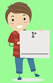 Números Ordinales Del 1 Al 5 Tareas Escolares De Matemáticas