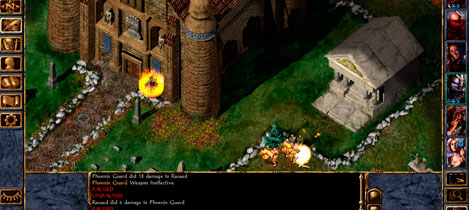 Baldur´s Gate II: Enchanced Edition. Juego juvenil para PC