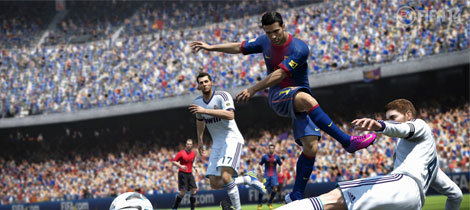 Fifa 14. Juego familiar multiplataforma