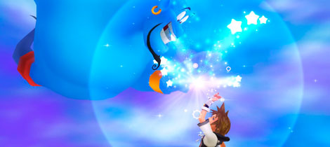 Kingdom Hearts HD 1.5 Remix. Juego infantil para PS3