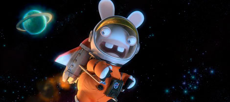 Rabbids Big Bang. Juego familiar para IOS