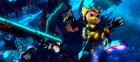 Ratchet & Clank Nexus. Juego familiar para PlayStation 3