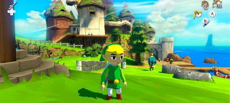 Zelda Wind Waker Hd Juego Familiar Para Nitendo Wii U