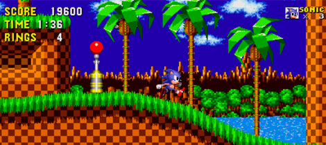 Sonic the Hedgehog. Juego familiar para Android e iOS