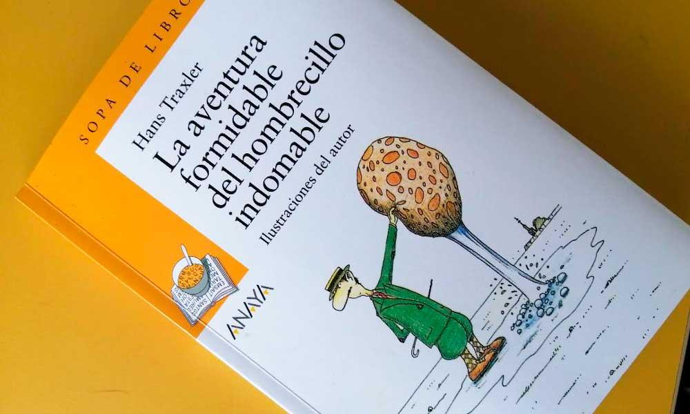 Libro sobre la perseverancia para niños