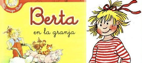 libros infantiles berta