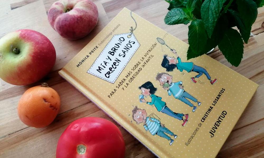 Libro de nutrición para niños
