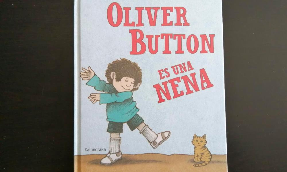 Libro Oliver Button es una nena
