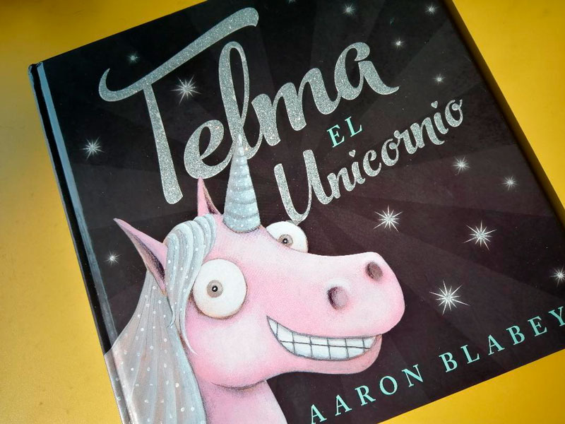 Telma, el unicornio. Libro para que los niños se acepten