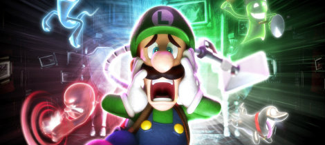 Luigi's Mansion 2 para la Nintendo 3DS