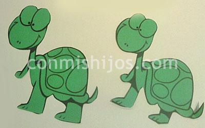 Animales de cartulina Manualidades decorativas para nios