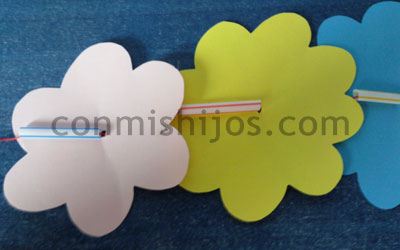 Pajita de flor para mi - 1 1