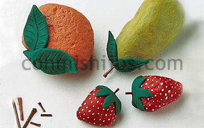 Cocofrutero Manualidad Infantil Con Piedras Para Reciclar - Manualidades-con-frutas-para-nios