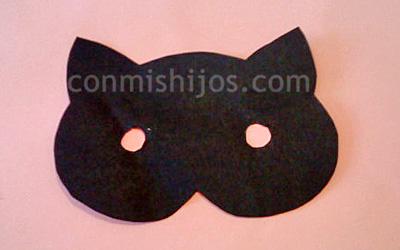 En que tiempo del día de hacer las máscaras para la persona