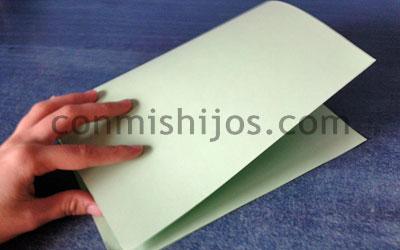 Tarjeta de cumpleaos Manualidades de regalos para nios