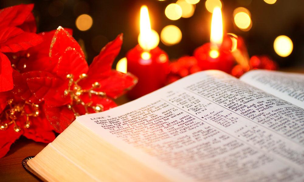 Lecturas Bíblicas Del Tiempo De Navidad