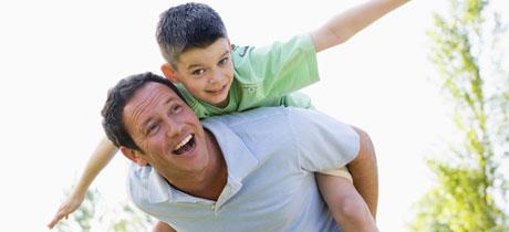 La Amistad Entre Padres E Hijos