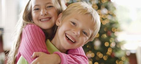 Enseñar A Los Niños A Ser Solidarios En Navidad