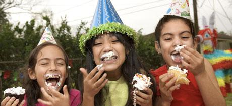 Fiestas de cumplea os para ni os de 7 a 12 a os - Fiesta de cumpleanos en casa para ninos ...