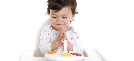 Fiestas de cumplea os para ni os de 0 a 2 a os - Decoracion cumpleanos nino 2 anos ...