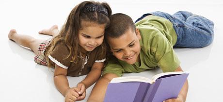 Ideas para fomentar la lectura en los niños