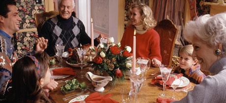 Consejos para superar los conflictos familiares en Navidad