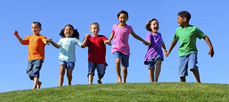 Educar A Los Niños En La Solidaridad Valores Para Niños