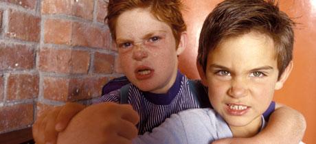Prevenir la violencia en los niños