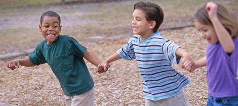 El recreo, un momento clave para los niños en el colegio