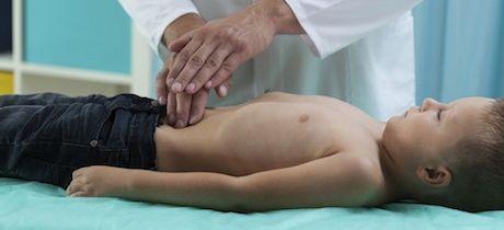 sintomas despues de una operacion de apendicitis en niños