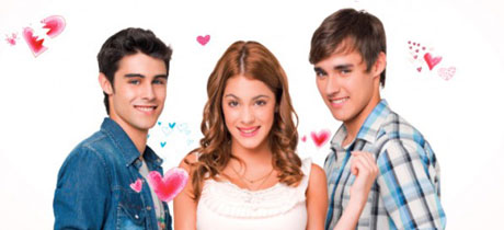 Especial Top Violetta en Disney Channel