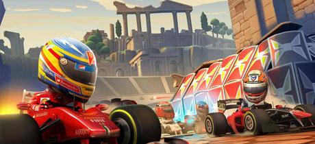F1 Race Stars El Juego De Formula 1 Para Ninos
