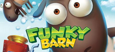 Deja Que Tus Hijos Se Diviertan Con El Juego De La Granja De Funky Barn