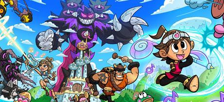 Harmoknight Juego De Nintendo 3ds Para Ninos