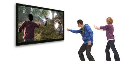 Vive La Magia Con Harry Potter Para Kinect De Xbox 360