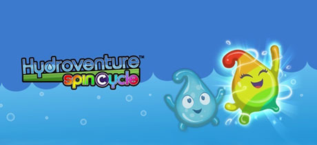 Juego infantil Hydroventure Spin Cycle para Nintendo 3DS