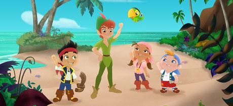 Yei y los piratas imagui for Yei y los piratas de nunca jamas