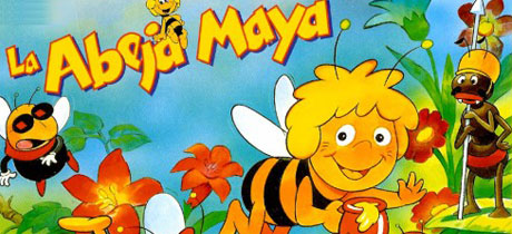 infantil La Abeja Maya en Clan TVE