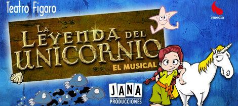 La leyenda del unicornio teatro musical en madrid for Teatro figaro adolfo marsillach